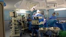 Spanish organ transplant