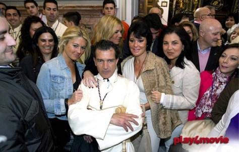Antonio Banderas Malaga