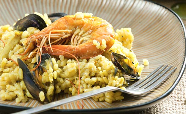 Dining in Ibiza