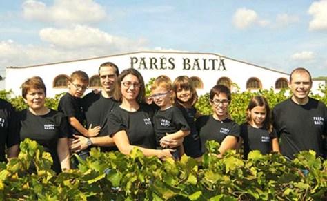 Pares Balta_winery Spain