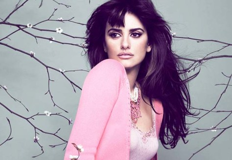 Penelope Cruz Spaniard