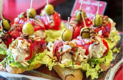 pintxo Vitoria Spain