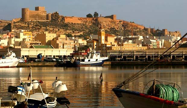 Almeria Andalusia Spain