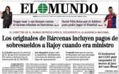 Political corruption Spain