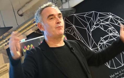 Ferran Adria chef