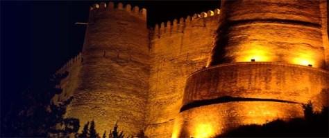 Iranian tourist attractions