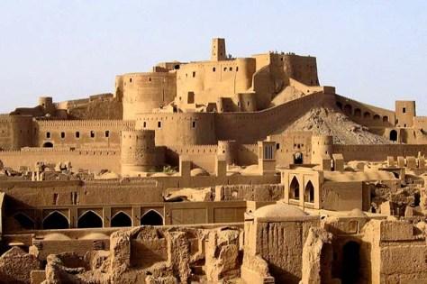 Iranian tourist destinations