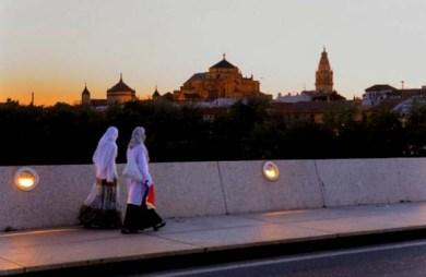 Muslim tourism Spain