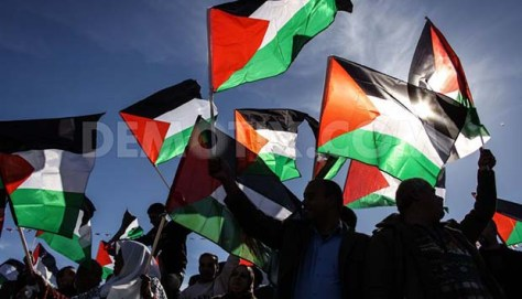 Palestinian statehood campaign
