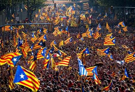 Catalan separatism Spain