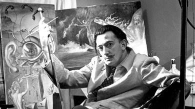 Salvador Dali studio