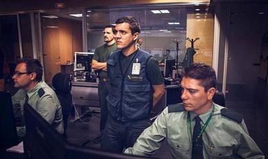 Civil Guard control room