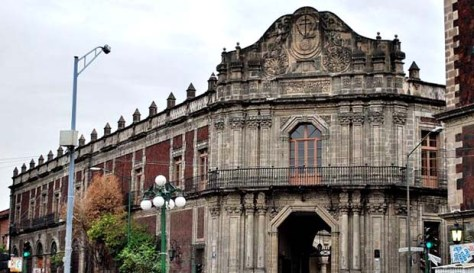 Palace Inquisition Mexico