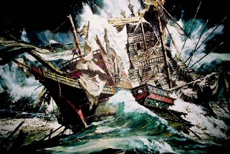 Spanish Armada Galleas