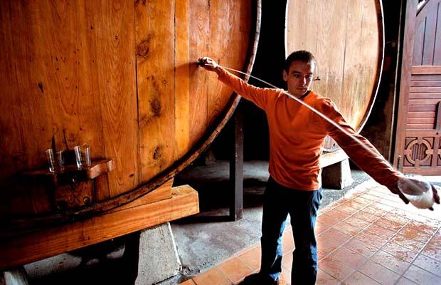 Asturian cider Spain