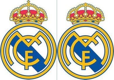 Real Madrid logos