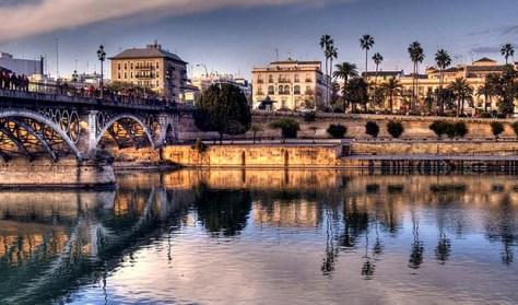 River Guadalquivir Seville