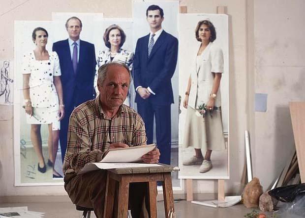 Antonio Lopez painter