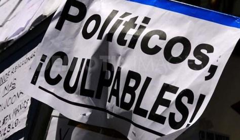 Politicos culpables Spain