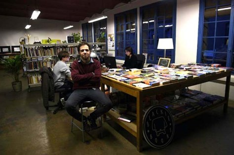 Blackie Books Jan