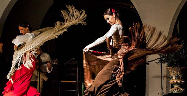 Heeren Foundation flamenco