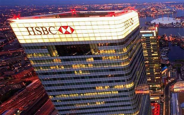 HSBC scandal headquarters