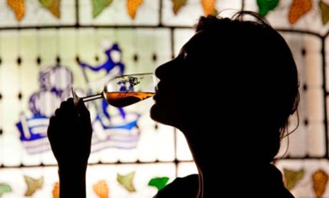 Montilla wine tasting