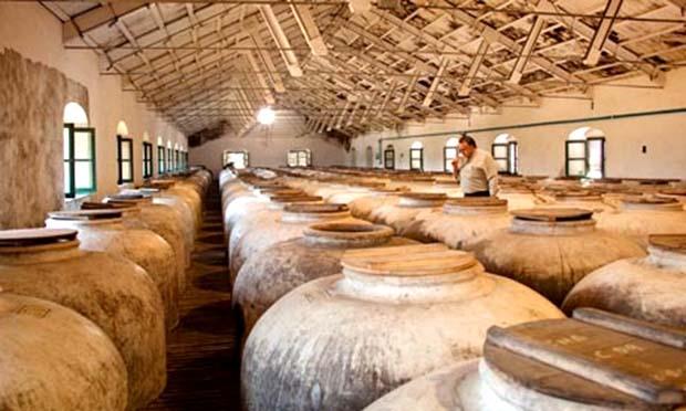 Montilla Spain winery