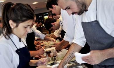 Spanish women chefs